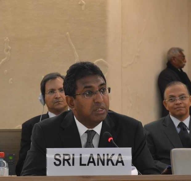 Harsha de Silva Human Rights Council Sri Lanka