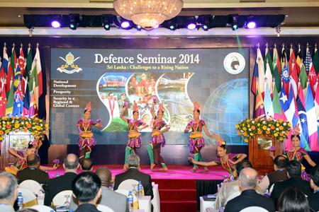 Defence seminar 2014