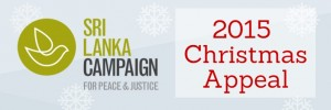 2015 Christmas Appeal Sri Lanka Campaign