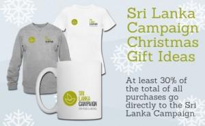 Sri Lanka Campaign Christmas Shop