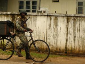 Army Jaffna Bicycle