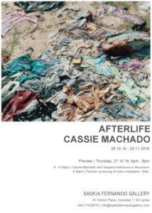 Cassie Machado Afterlife Exhibition