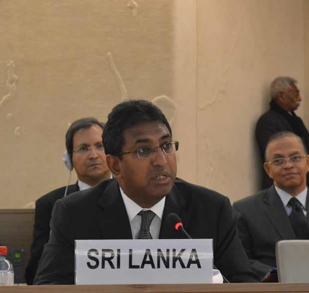 Harsha de Silva Human Rights Council Sri Lanka