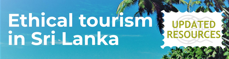 Ethical Tourism in Sri Lanka